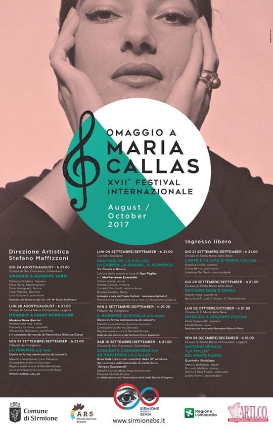 Omaggio a Maria Callas a Sirmione