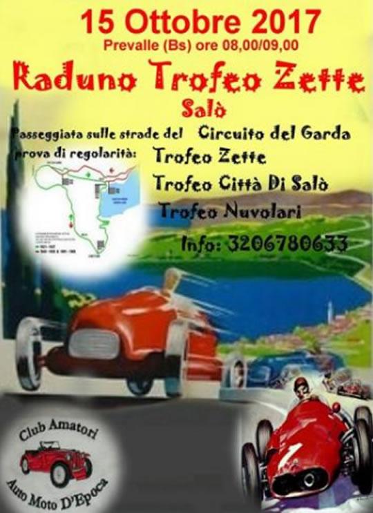 Raduno Trofeo Zette Salò