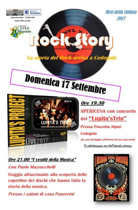 Rock Story a Cedegolo
