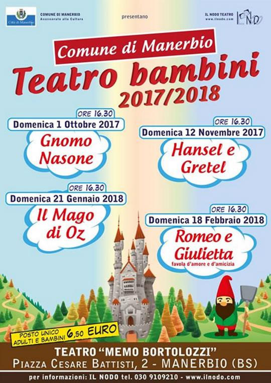 Teatro Bambini a Manerbio