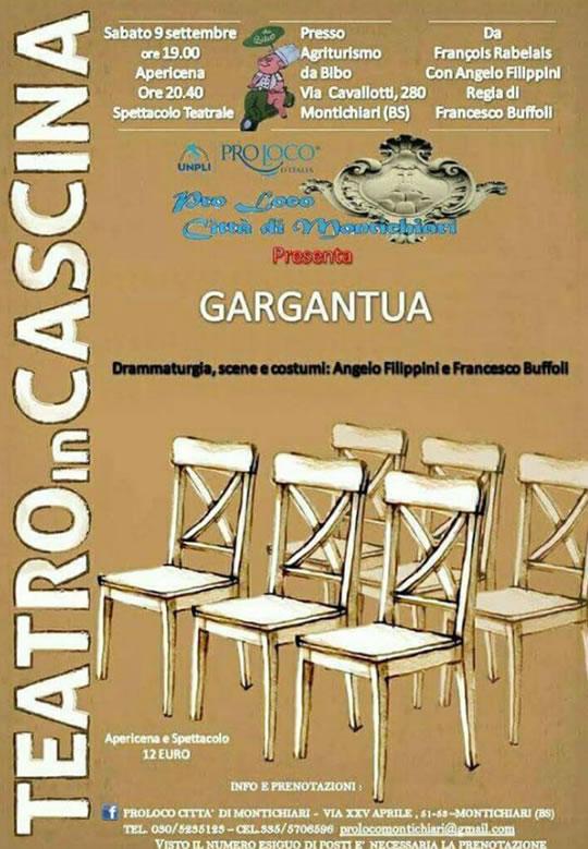 Teatro in Cascina a Montichiari