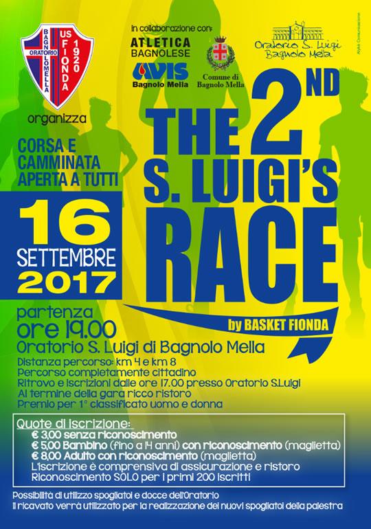 The 2nd S. Luigi's Race