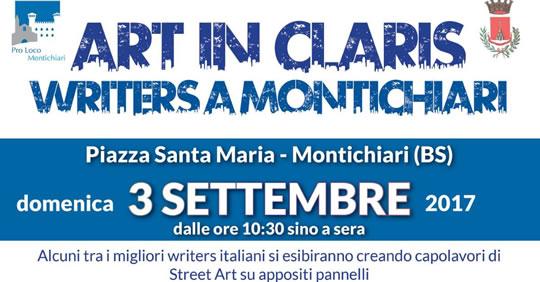 Writers a Montichiari