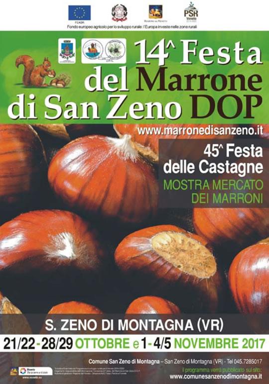 14 Festa del Marrone di San Zeno