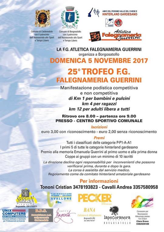 25 Trofeo F,G, a Borgosatollo