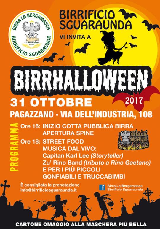 Birrhalloween a Pagazzano BG