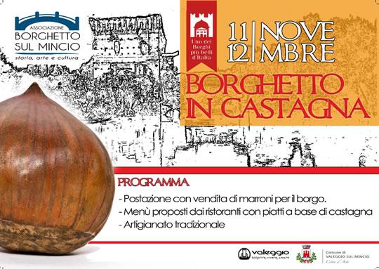 Borghetto in Castagna