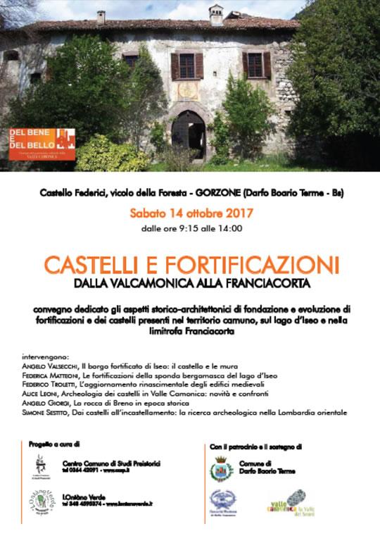 Castelli e Fortificazioni a Darfo Boario Terme