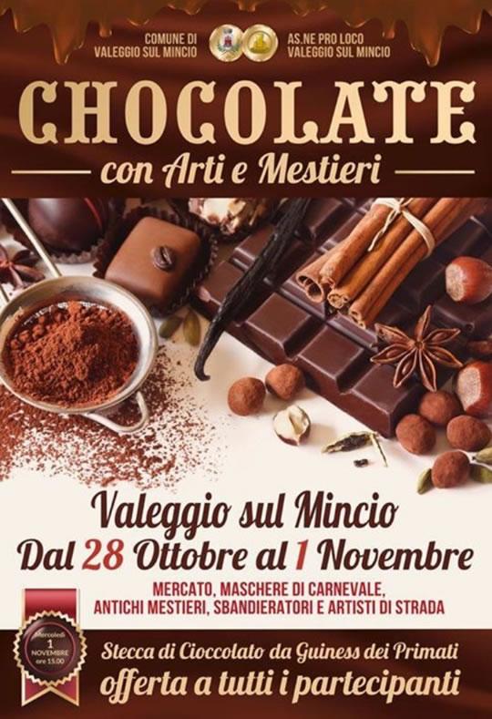Chocolate a Valeggio sul Mincio
