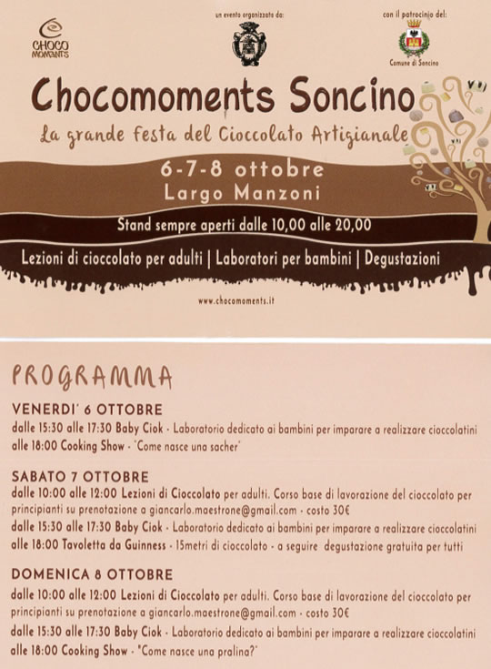 Chocomoments Soncino