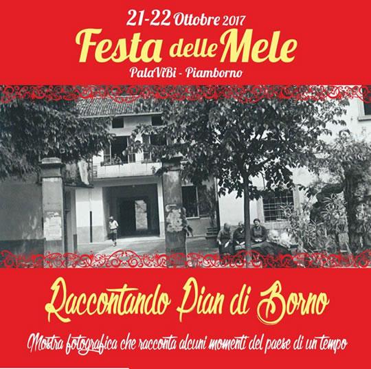 Festa delle Mele a Pianborno