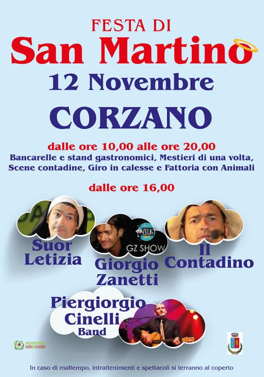 Festa di San Martino a Corzano