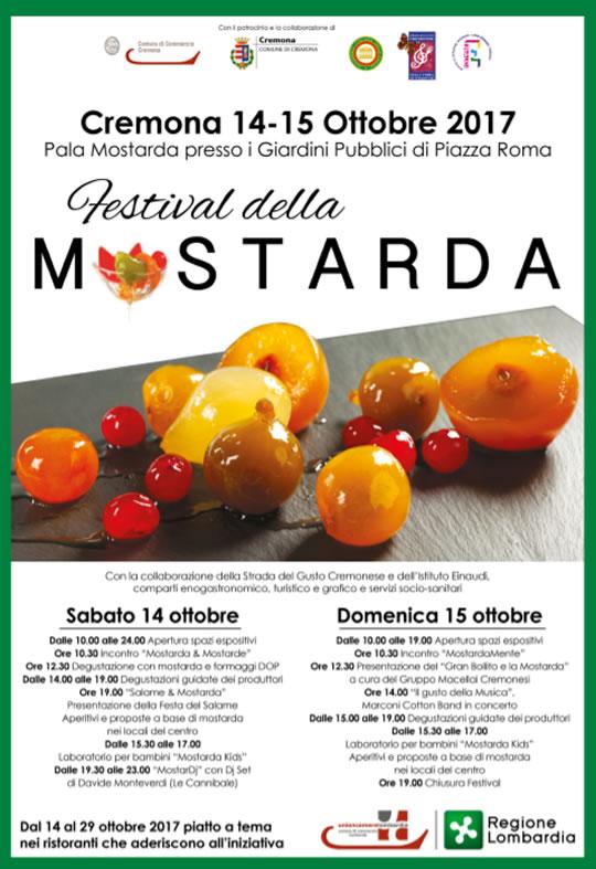 Festival della Mostarda a Cremona e Mantova