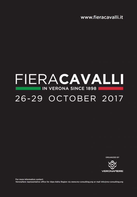 FieraCavalli a Verona