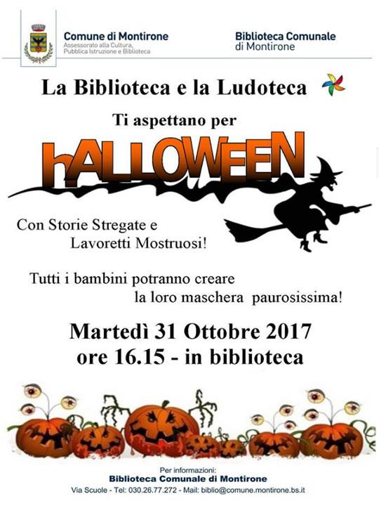 Halloween a Montirone