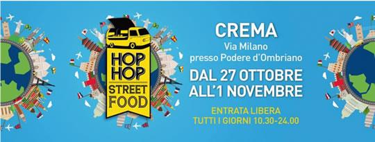 Hop Hop Street Food a Crema