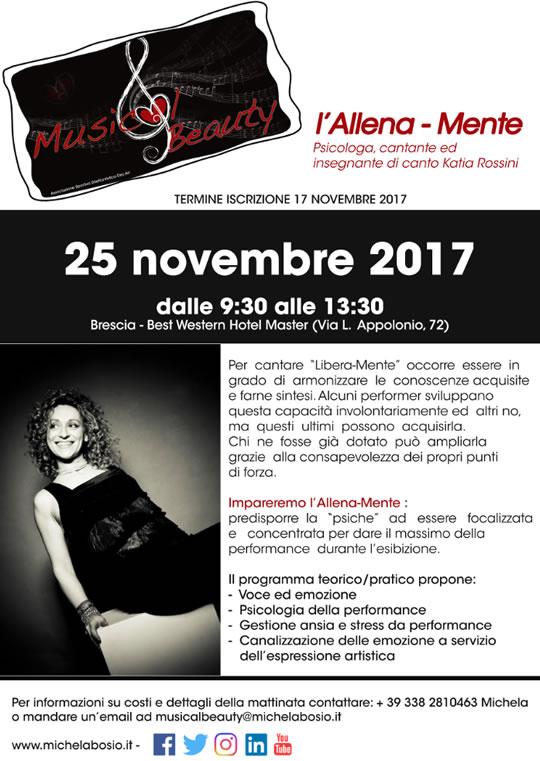 L'Allena-Mente a Brescia