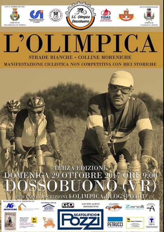 L'Olimpica a Dossoduomo VR