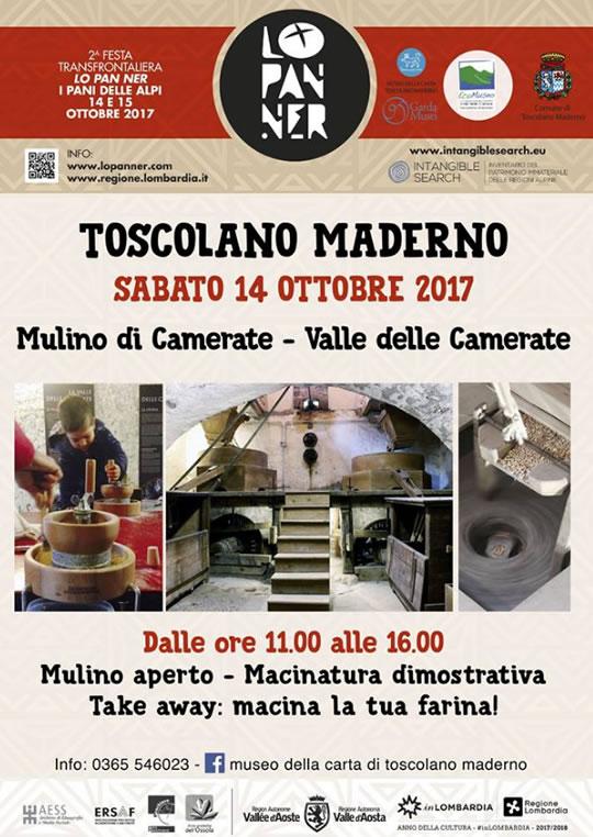 La Festa del Pan Nero a Toscolano Maderno