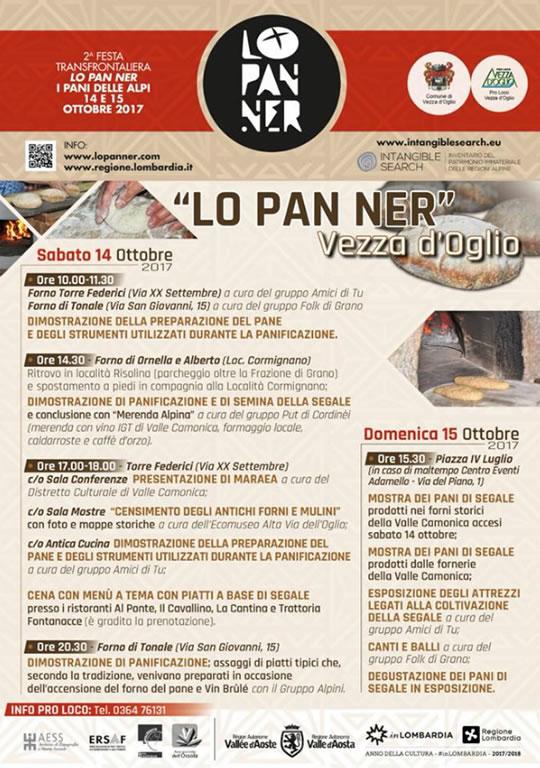 Lo Pan Ner a Vezza d'Ogliio
