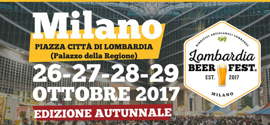 Lombardia Beer Fest a Milano