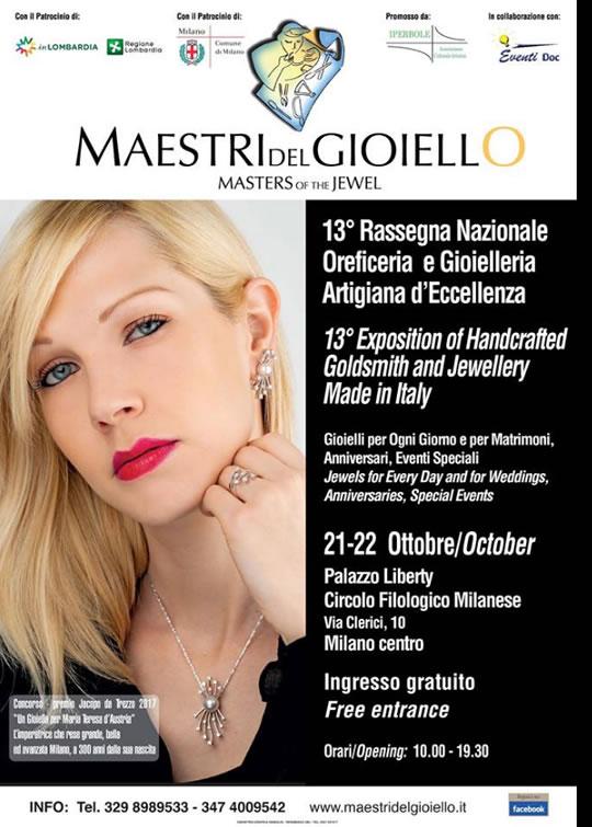 Maestri del Gioiello a Milano