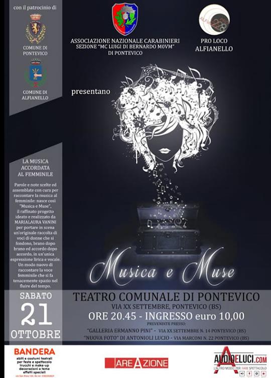 Musica e Muse a Pontevico