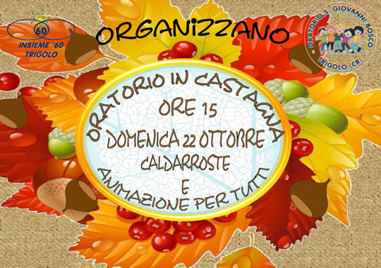 Oratorio in Castagna a Trigolo CR