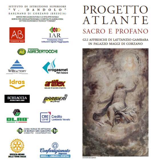 Progetto Atlante Sacro e Profano a Corzano