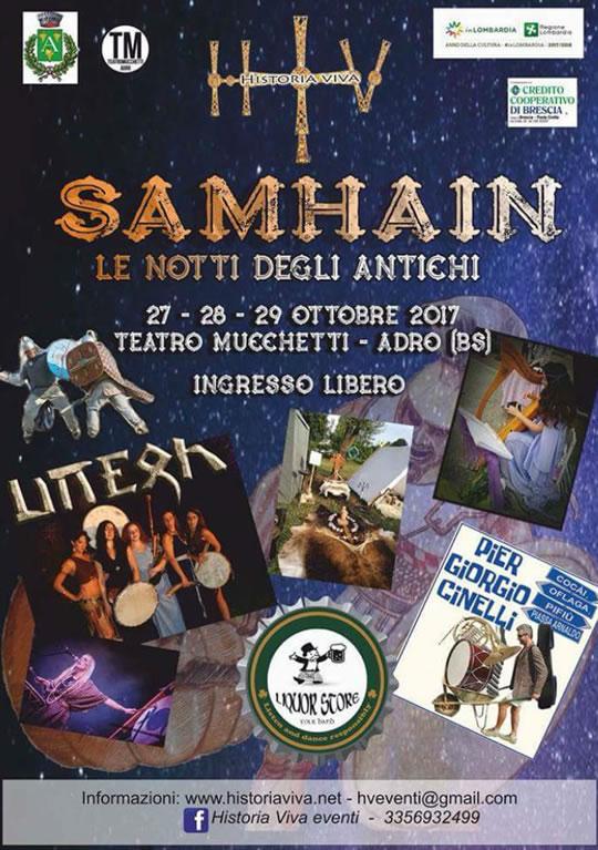 Samhain le notti degli antichi Adro