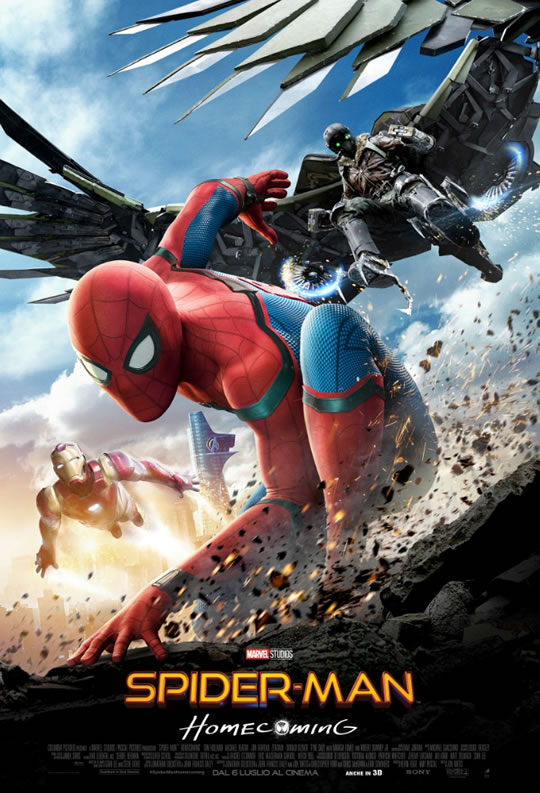 Spider-man Homecoming a Pontoglio