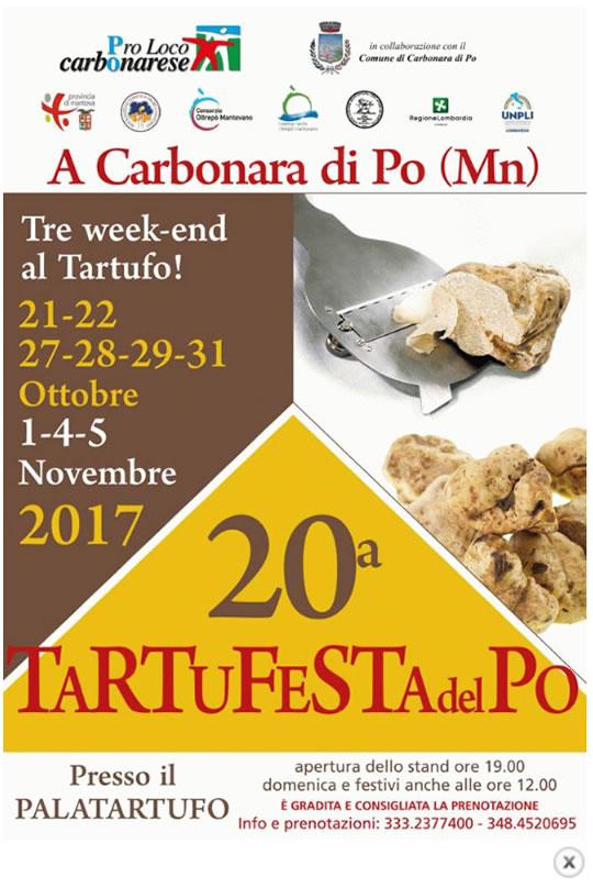 TartuFesta del Po a Carbonara di Po MN