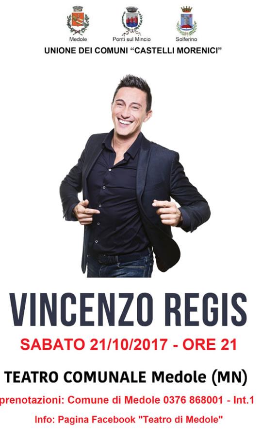 Vincenzo Regis a Medole