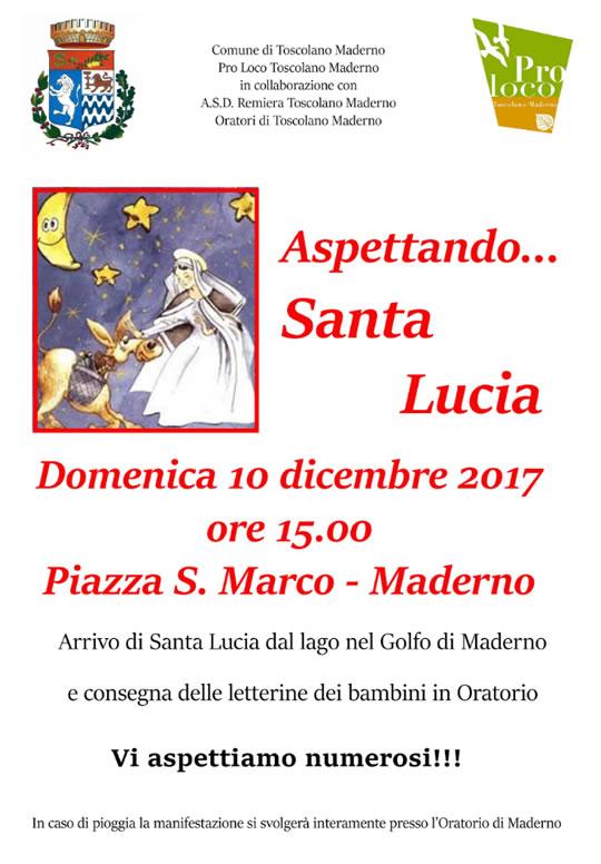 Aspettando Santa Lucia a Toscolano Maderno