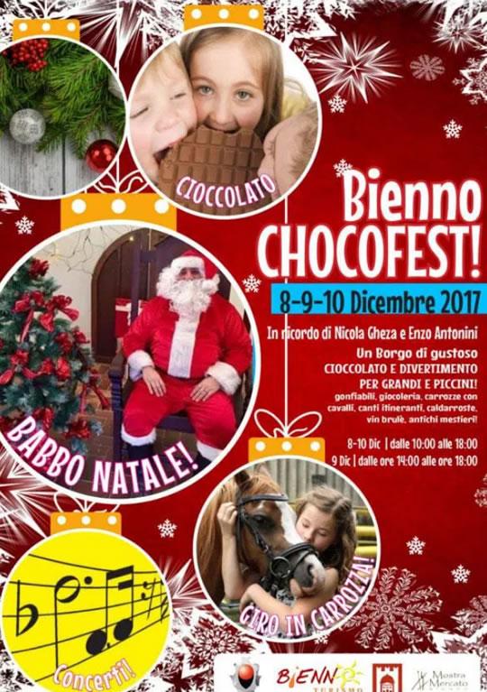 Bienno Chocofest