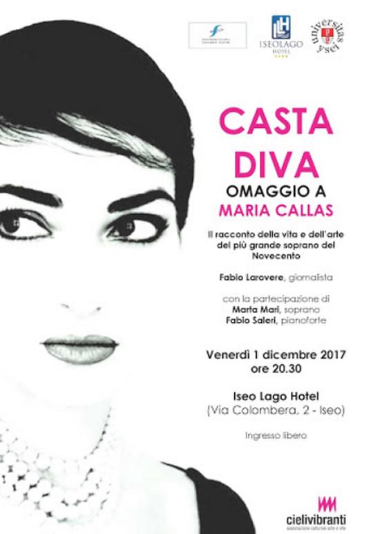 Casta diva omaggio a maria callas a iseo - Casta diva youtube ...