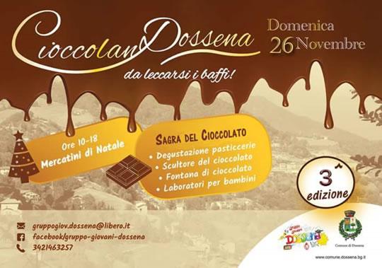 CioccolanDossena a Dossena BG