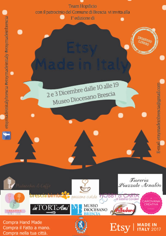 Etsy Made In Italy Brescia