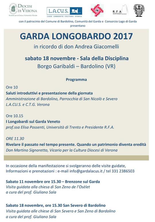Garda Longobardo a Bardolino