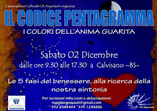 Il Codice  Pentagramma a Calvisano