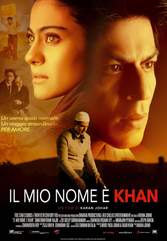 Il mio nome è Khan a Pontoglio