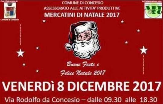 Mercatini di Natale a Concesio