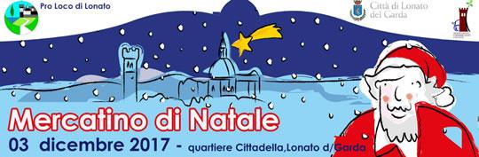 Mercatino di Natale a Lonato