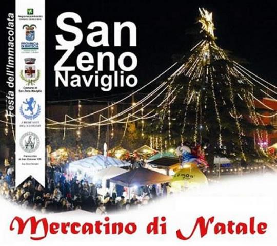 Mercatino di Natale di San Zeno Naviglio
