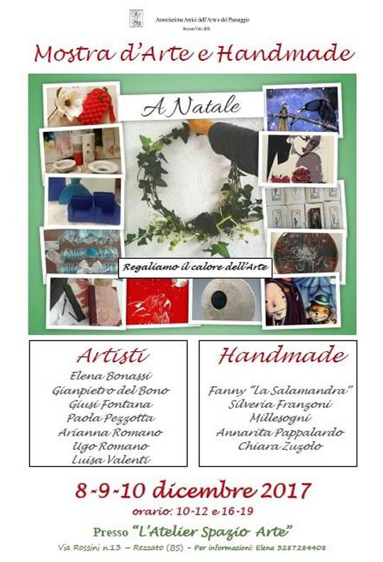 Mostra d'Arte e Handmade a Rezzato