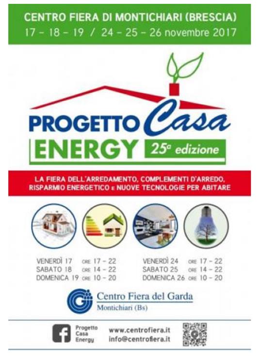 Progetto Casa Energy a Montichiari