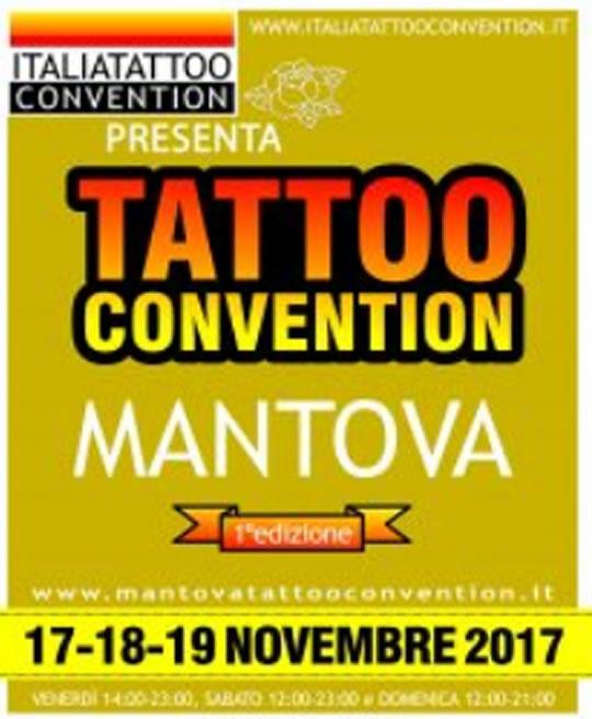 Tattoo Convention a Mantova