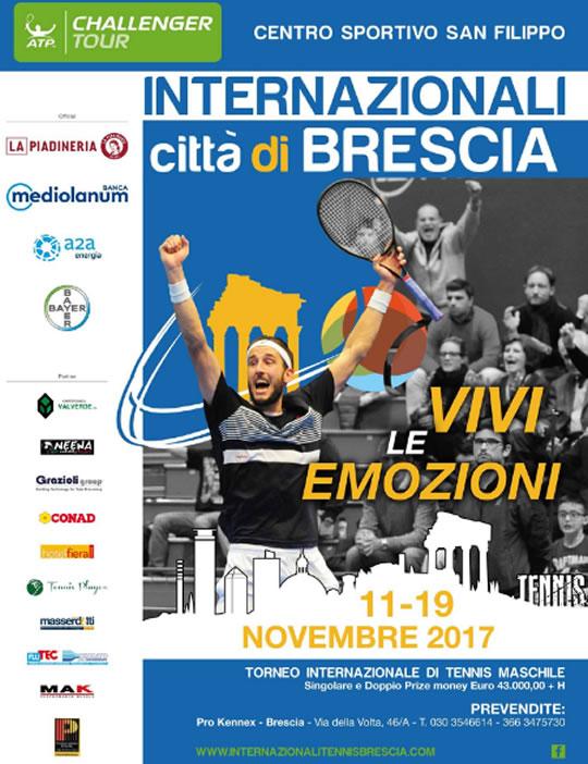 Torneo Internazionale di Tennis Maschile a Brescia