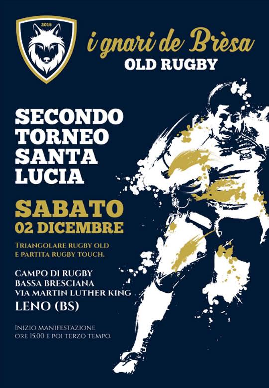 Torneo Santa Lucia di Rugby a Leno