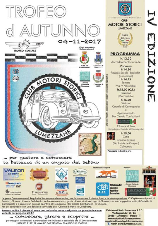 Trofeo d'Autunno a Lumezzane